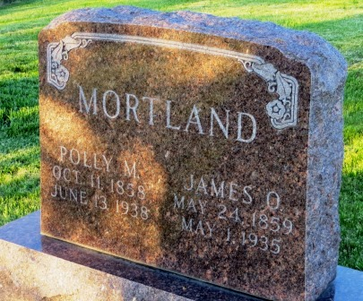 MORTLAND, POLLY M. - Mahaska County, Iowa | POLLY M. MORTLAND