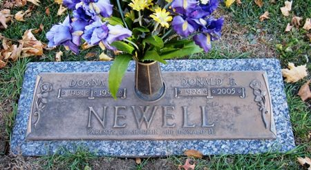 NEWELL, DONNA J. - Mahaska County, Iowa | DONNA J. NEWELL