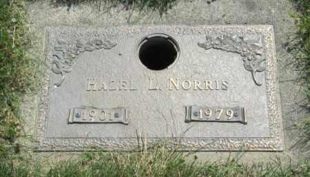 NORRIS, HAZEL L - Mahaska County, Iowa | HAZEL L NORRIS