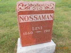 NOSSAMAN, LEVI - Mahaska County, Iowa   LEVI NOSSAMAN
