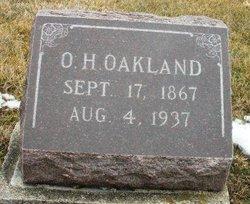 OAKLAND, O.H. - Mahaska County, Iowa | O.H. OAKLAND