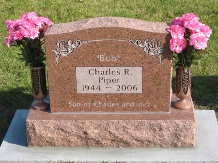 PIPER, CHARLES R. - Mahaska County, Iowa | CHARLES R. PIPER