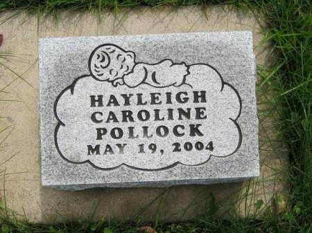 POLLOCK, HAYLEIGH CAROLINE - Mahaska County, Iowa | HAYLEIGH CAROLINE POLLOCK