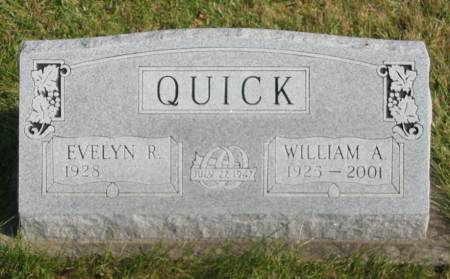 QUICK, WILLIAM A. - Mahaska County, Iowa | WILLIAM A. QUICK