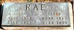 RAE, MICHEAL - Mahaska County, Iowa | MICHEAL RAE