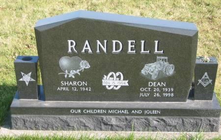 RANDELL, DEAN - Mahaska County, Iowa | DEAN RANDELL