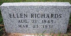 RICHARDS, ELLEN - Mahaska County, Iowa | ELLEN RICHARDS