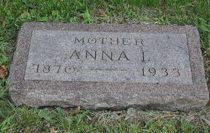 RUSSELL, ANNA - Mahaska County, Iowa | ANNA RUSSELL