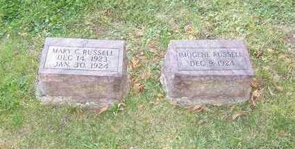 RUSSELL, IMOGENE - Mahaska County, Iowa | IMOGENE RUSSELL