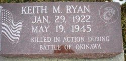 RYAN, KEITH M. - Mahaska County, Iowa | KEITH M. RYAN
