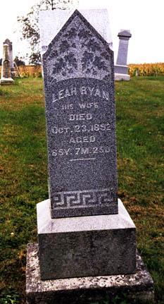 RYAN, LEAH - Mahaska County, Iowa | LEAH RYAN