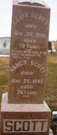SCOTT, LEVI T. - Mahaska County, Iowa | LEVI T. SCOTT