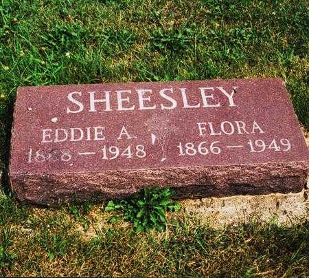 SHEESLEY, EDDIE - Mahaska County, Iowa | EDDIE SHEESLEY
