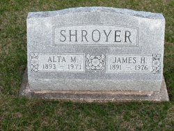 SHROYER, JAMES H. - Mahaska County, Iowa | JAMES H. SHROYER