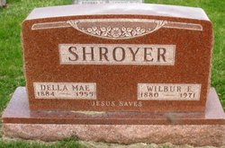 SHROYER, WILBUR E. - Mahaska County, Iowa | WILBUR E. SHROYER