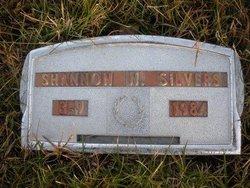 SILVERS, SHANNON H. - Mahaska County, Iowa | SHANNON H. SILVERS