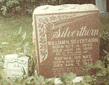 SILVERTHORN, WILLIAM N. - Mahaska County, Iowa | WILLIAM N. SILVERTHORN