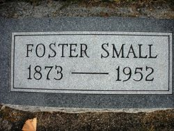 SMALL, FOSTER - Mahaska County, Iowa | FOSTER SMALL