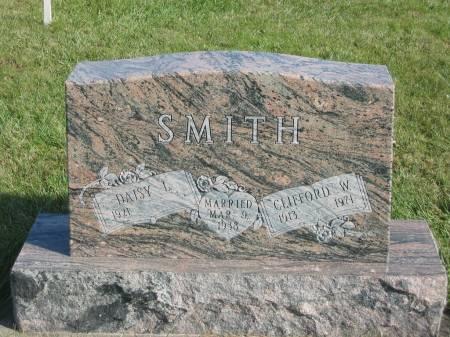 SMITH, CLIFFORD W. - Mahaska County, Iowa | CLIFFORD W. SMITH