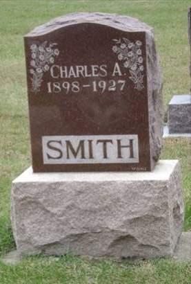 SMITH, CHARLES A. - Mahaska County, Iowa | CHARLES A. SMITH