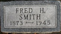 SMITH, FRED H. - Mahaska County, Iowa | FRED H. SMITH