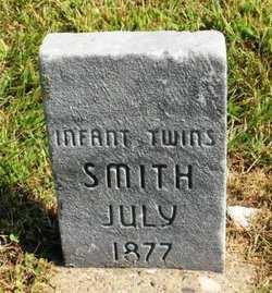 SMITH, INFANT TWINS - Mahaska County, Iowa | INFANT TWINS SMITH