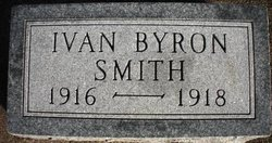 SMITH, IVAN BYRON - Mahaska County, Iowa | IVAN BYRON SMITH