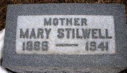 STILWELL, MARY - Mahaska County, Iowa | MARY STILWELL