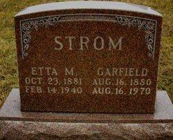 STONE STROM, ETTA MAY - Mahaska County, Iowa | ETTA MAY STONE STROM