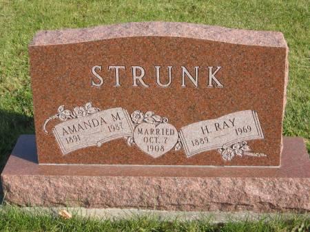 STRUNK, AMANDA M. - Mahaska County, Iowa | AMANDA M. STRUNK