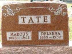 TATE, MARCUS - Mahaska County, Iowa | MARCUS TATE
