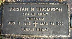 THOMPSON, TRISTAN N. - Mahaska County, Iowa   TRISTAN N. THOMPSON