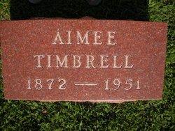 TIMBRELL, AIMEE - Mahaska County, Iowa | AIMEE TIMBRELL