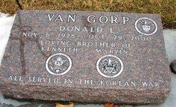 VAN GORP, DONALD L. - Mahaska County, Iowa | DONALD L. VAN GORP