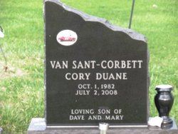 VAN SANT CORBETT, CORY DUANE - Mahaska County, Iowa | CORY DUANE VAN SANT CORBETT
