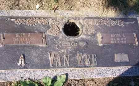 VAN ZEE, HAZEL G. - Mahaska County, Iowa | HAZEL G. VAN ZEE