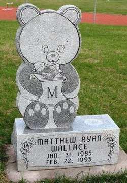 WALLACE, MATTHEW RYAN - Mahaska County, Iowa | MATTHEW RYAN WALLACE