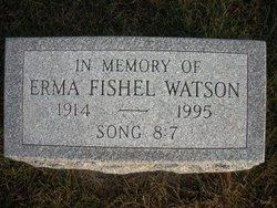 WATSON, ERMA - Mahaska County, Iowa | ERMA WATSON