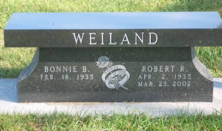 WEILAND, ROBERT R. - Mahaska County, Iowa | ROBERT R. WEILAND