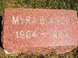 WESTERN, MYRA BLANCH - Mahaska County, Iowa | MYRA BLANCH WESTERN