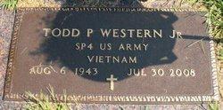 WESTERN, TODD P. - Mahaska County, Iowa | TODD P. WESTERN