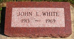 WHITE, JOHN L. - Mahaska County, Iowa | JOHN L. WHITE