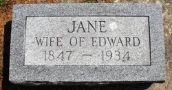 WHITEHEAD, JANE - Mahaska County, Iowa | JANE WHITEHEAD