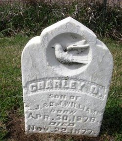 WILLIAMS, CHARLEY O. - Mahaska County, Iowa | CHARLEY O. WILLIAMS