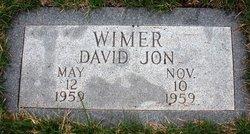 WIMER, DAVID JON - Mahaska County, Iowa   DAVID JON WIMER
