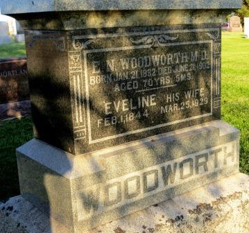 WOODWORTH, E.N. - Mahaska County, Iowa | E.N. WOODWORTH