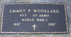 WOOLLARD, EMMET P. - Mahaska County, Iowa | EMMET P. WOOLLARD