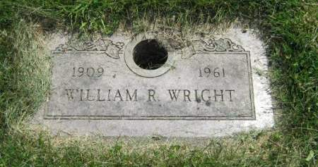 WRIGHT, WILLIAM R - Mahaska County, Iowa | WILLIAM R WRIGHT