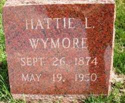 WYMORE, HATTIE L. - Mahaska County, Iowa | HATTIE L. WYMORE