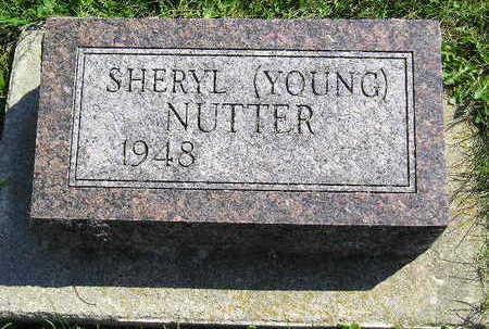 NUTTER, SHERYL - Marion County, Iowa | SHERYL NUTTER